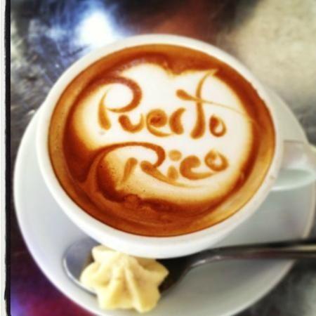 Resultado de imagen de cafe puerto rico