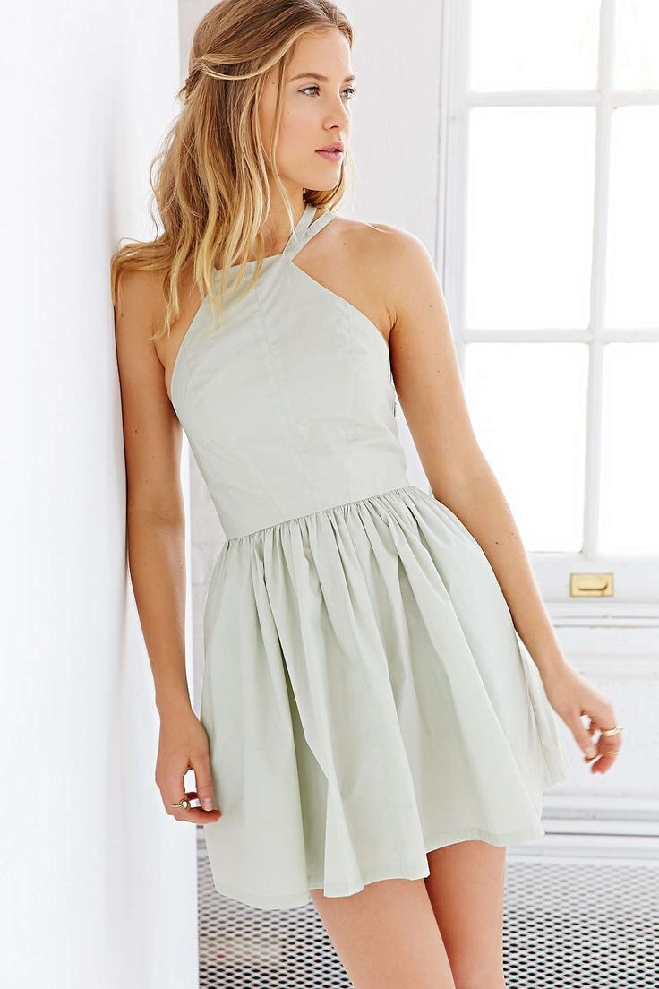 adorable dress for spring