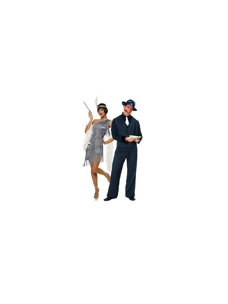Sexy Dazzling Flapper Adult Costume | Wholesale Couples Halloween Costume for Women