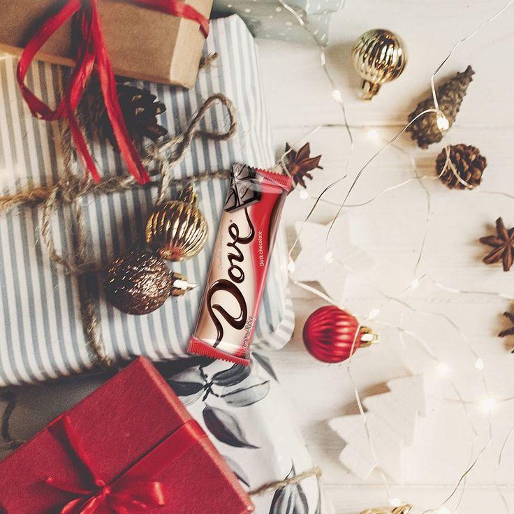 Dove Mexico - ¡Feliz Navidad! Celebra con Dove Chocolate.