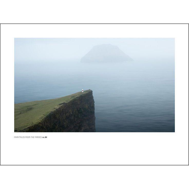 Stóra Dímun poster fra Cecilia Hedin. Et vakkert fotografi tatt av fotografen Cecilia Hedin, som sel...