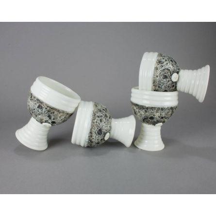 New :: Dessert Goblets by Janissen Ceramics $40