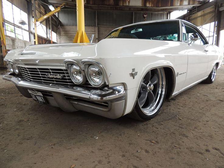 Gas Monkey Impala