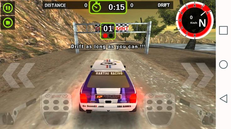 Rally Racer Dirt E03 Walkthrough GamePlay Android  Let's play : Rally Racer Dirt by sbkgames Rally Racer Dirt is a drift based rally game and not a traffic racer. Drive with hill climb asphalt drift and real dirt drift. Rally with drift together. This category redefined with Rally Racer Dirt. Rally Racer Dirt introduces best realistic and stunning controls for a rally game. Have fun with drifty and realistic tuned physics with detailed graphics vehicles and racing tracks. Be a rally racer…