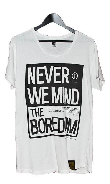 Perfect tee to set you apart from the crowd