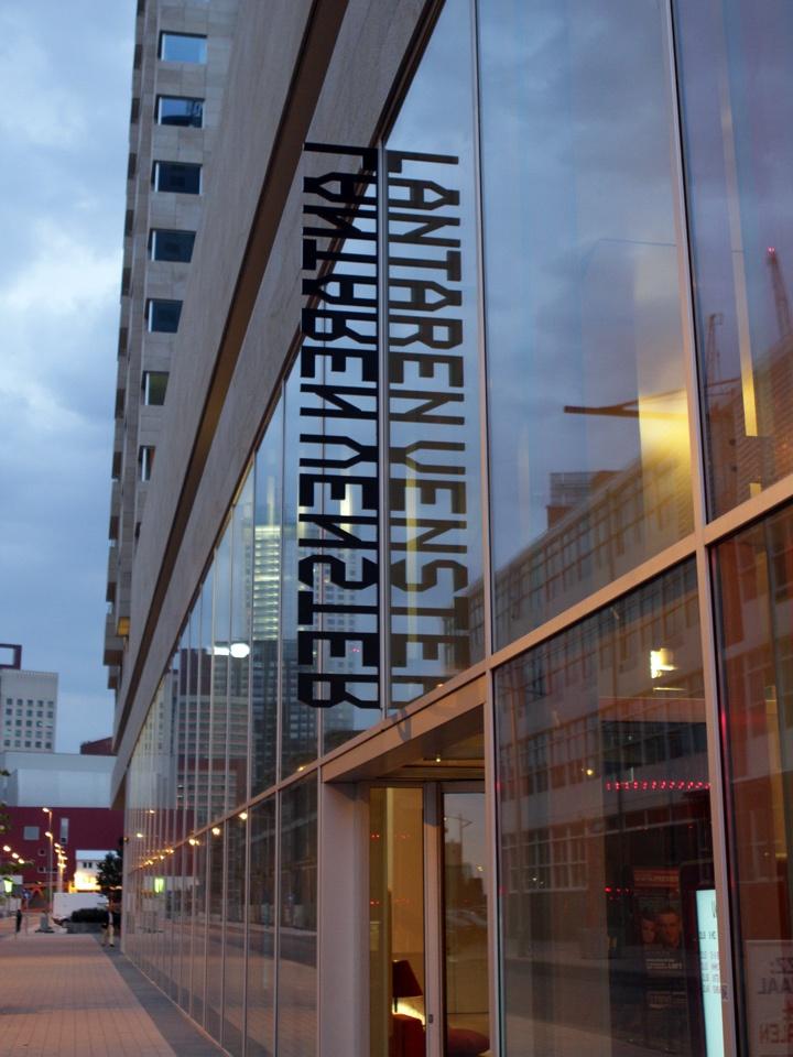 Lantaren Venster Cinemas, Rotterdam www.lantarenvenster.nl/