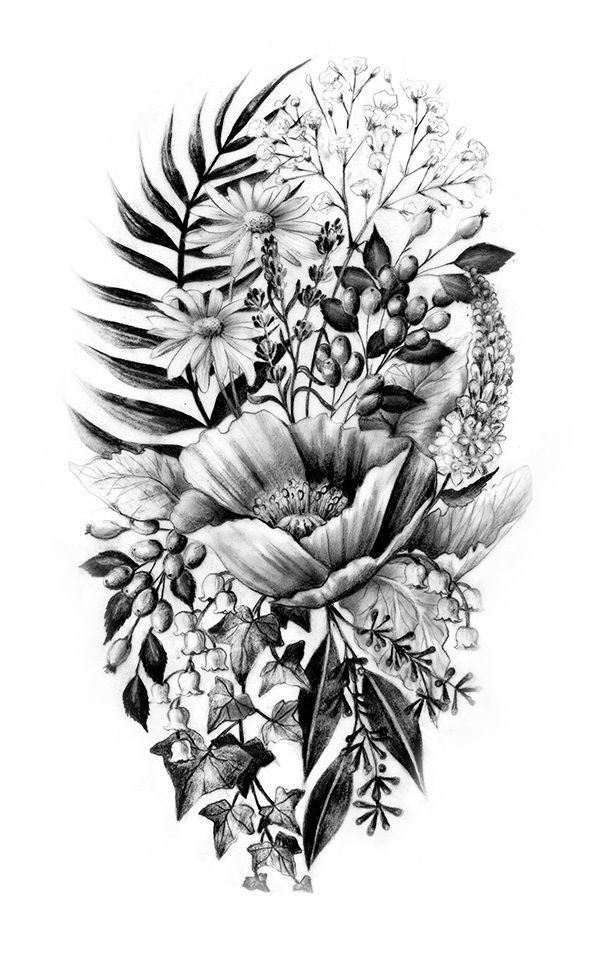 A selection of tattoo sketches  I am now apprenticing under the amazing talent at Atelier Four Tattoo Studio based in Cornwall. It is my dream to be able to give someone a permanent piece of my artwork, and i am incredibly lucky to work with the...