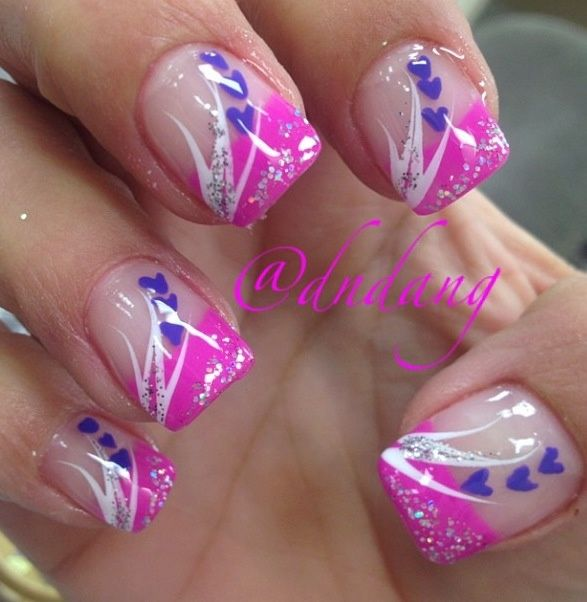 132 best Bomb. Nails. images on Pinterest | Long nails, Coffin nails ...