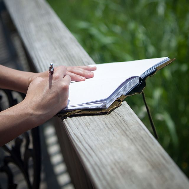 If you've written poems or can put together an interesting story, essay or children's book, you might be able to win money entering writing contests.
