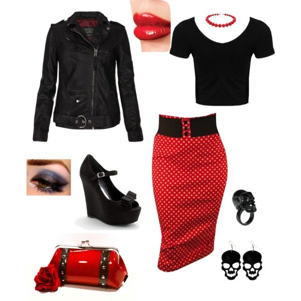 """Rockin' Rockabilly"" by jennifer-jordan-eastwood on Polyvore"
