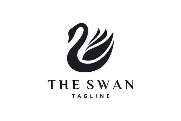 Swan Logo - Logos