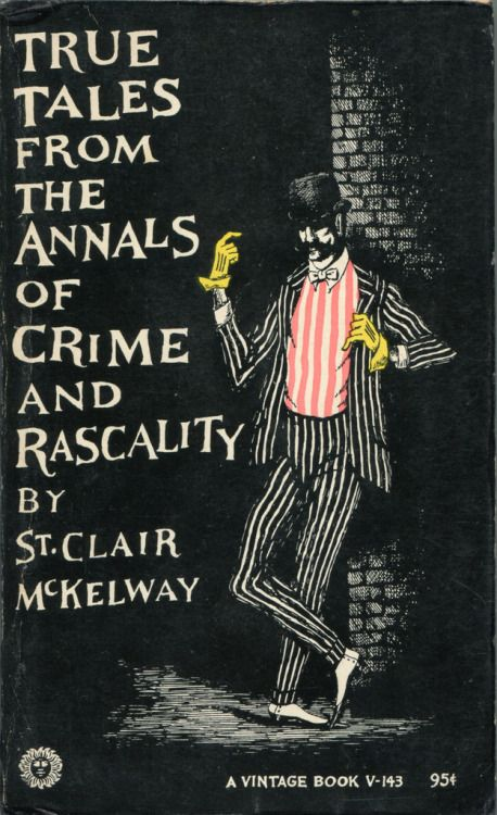 Book cover by Edward Gorey, 1957.