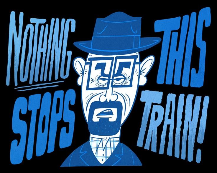 Awesome Heisenberg - Steve Lambe
