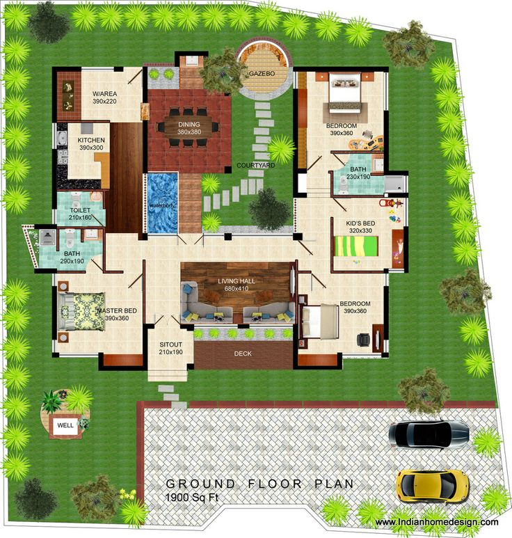 Zero Energy Home Design Floor Plans signature contemporary exterior rear elevation plan 924 1 houseplanscom 1775 Square Feet 3 Bedroom Eco Friendly Mud House Design By Architect Shukoor C Manapat Calicut Kerala