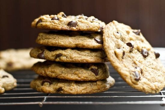 Best vegan chocolate chip cookies ever!  http://ohsheglows.com/2011/09/08/vegan-chocolate-chip-cookies/#