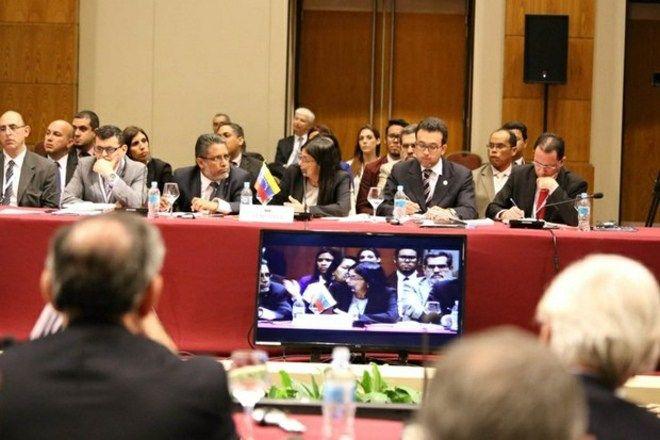 Delcy Rodríguez: Mercosur es una de las economías más importantes del mundo