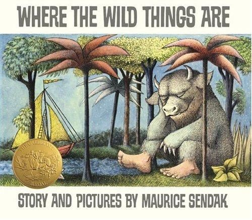 Where the Wild Things Are by Maurice Sendak.
