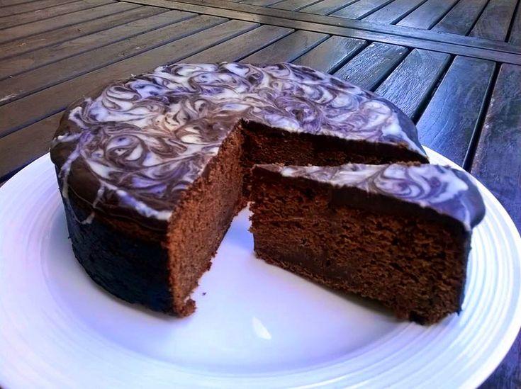 Z ghetta blog: Čokoládový dort