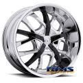 VCT Wheels ROMANO CHROME Wheel Rim Package Combo. We are online retailer for car enthusiasts. Our goal is to provide better custom wheels and tires, at affordable prices, and superior customer service. If you are shopping online for rims and tires you clicked to right place.