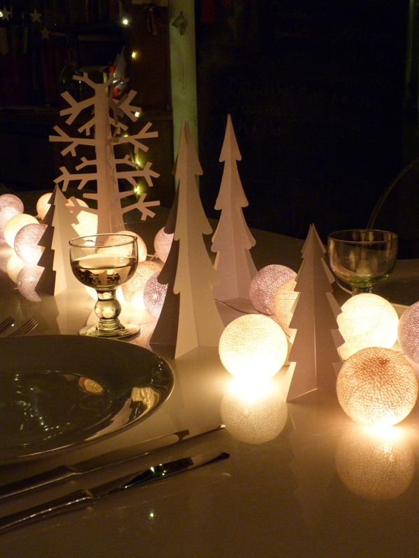 Nydelig julestemning med Cotton Lights Glow - se www.multitrend.no
