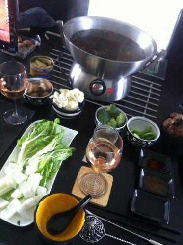 die besten 25 chinesisches fondue ideen auf pinterest raclette saucen fondue rezepte dips. Black Bedroom Furniture Sets. Home Design Ideas