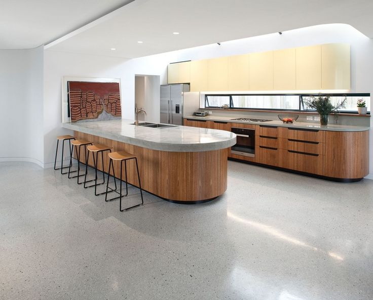 die 25 besten ideen zu geschliffener beton auf pinterest polierte betonb den betonb den und. Black Bedroom Furniture Sets. Home Design Ideas