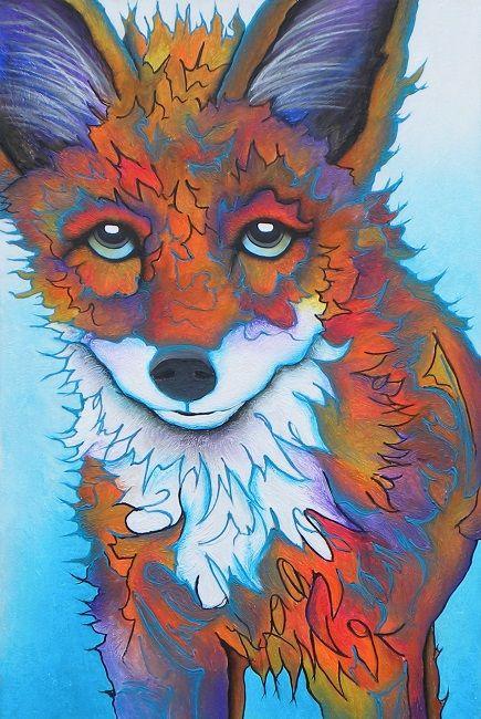 A pintora norte-americana Micqaela Jones pertence à tribo Temoak, do grande clã  dos Shoshones, naturais do noroeste do estado de Nevada, fronteira com Idaho, EUA.