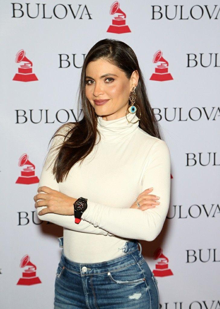 Latin Grammys Gift Lounge Day 1 with Bulova   Latin grammy award ...