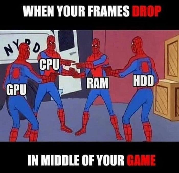 Pc Gamers Will Know Funny Memes Gamer Meme Memes