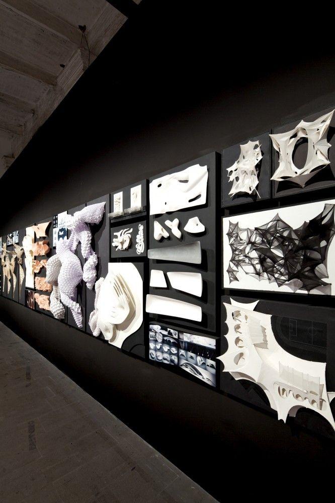 Venice Biennale 2012: Zaha Hadid (1)