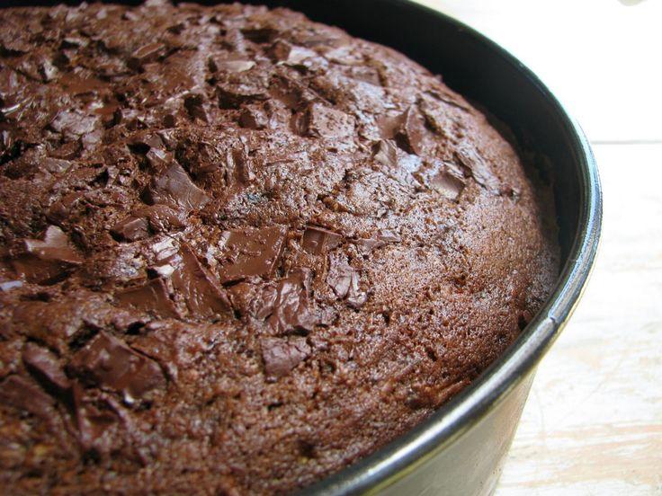 mijn lieveling citroentijm: glutenvrije chocolade courgette recept