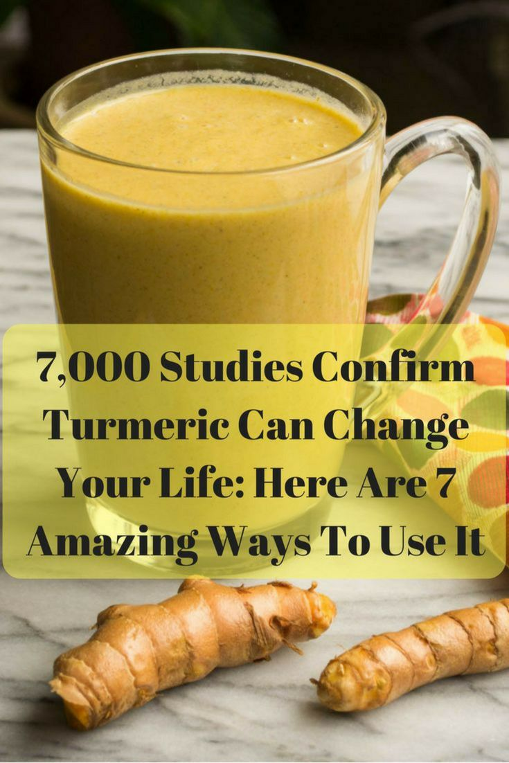 As we said before more than 7000 studies proved the health benefits of this amazing spice. In the United States, turmeric has been used only in the last three decades.