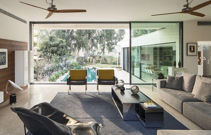 Gallery of Mediterranean Villa / Paz Gersh Architects - 5