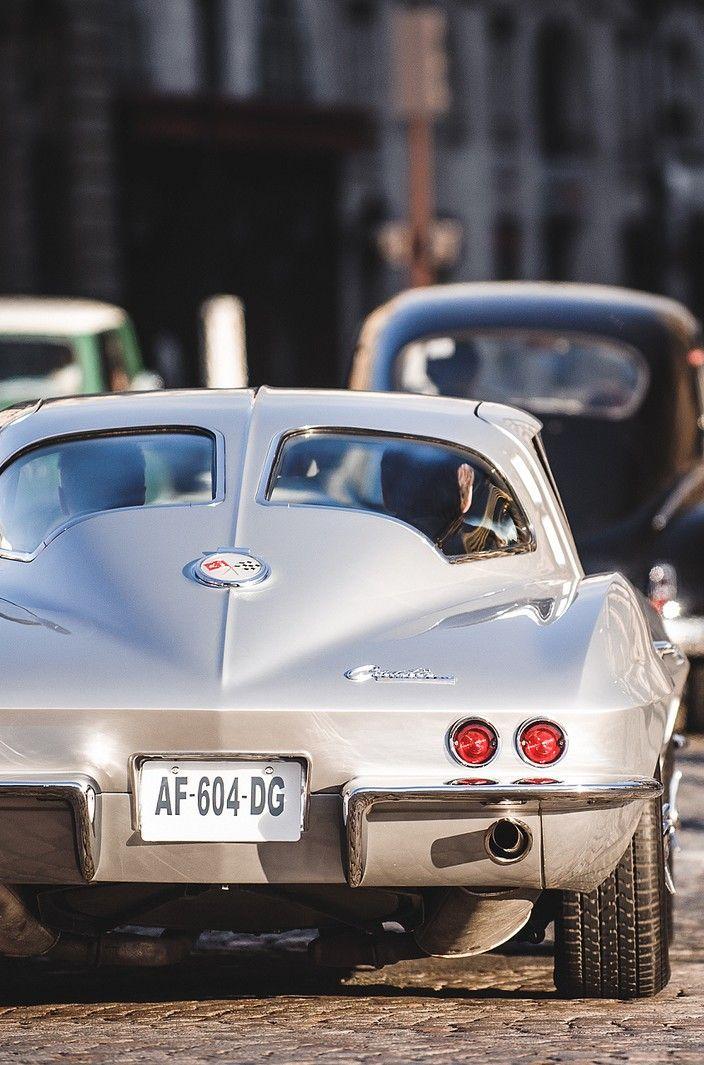 Chevrolet Corvette C2 Split Window