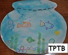 Ocean animal activities for preschool and kindergarten