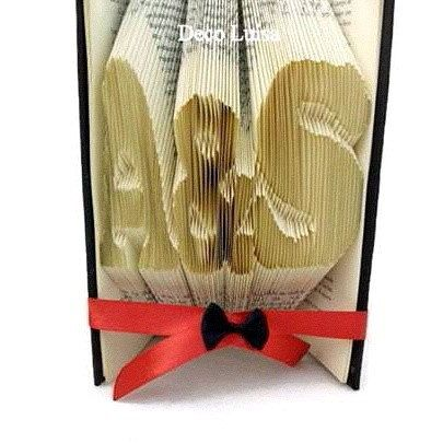 Ultimo libro de iniciales realizado Diseño Novios.  Modelo Enlace
