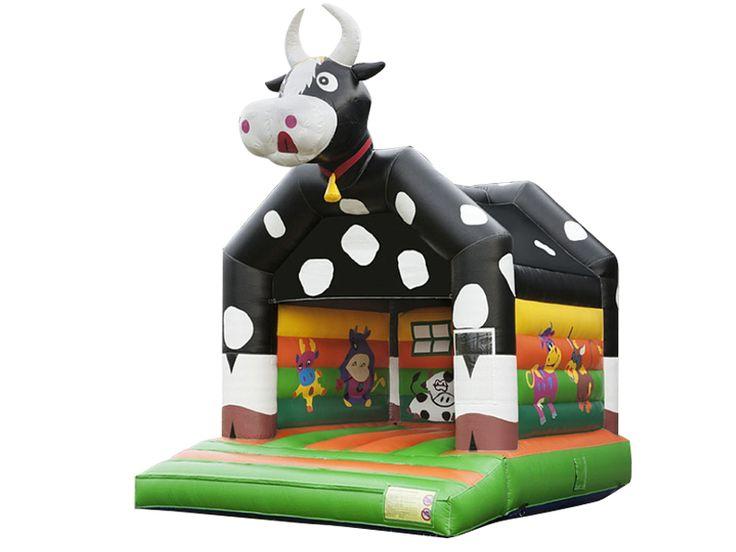 Inflable Mini Vaca -venta De Castillos Hinchables - Comprar Barato Precio De Inflable Mini Vaca - Fabrica Castillos Hinchables En México