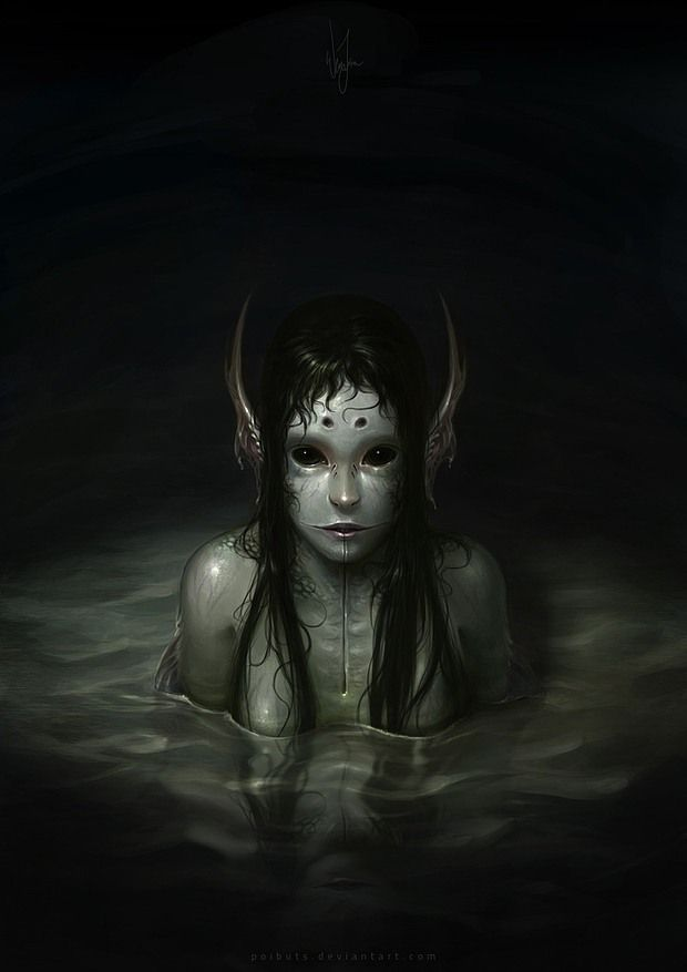 Amazing Digital Art by Wen Juinn http://www.inspirefirst.com/2013/11/21/amazing-digital-art-wen-juinn/