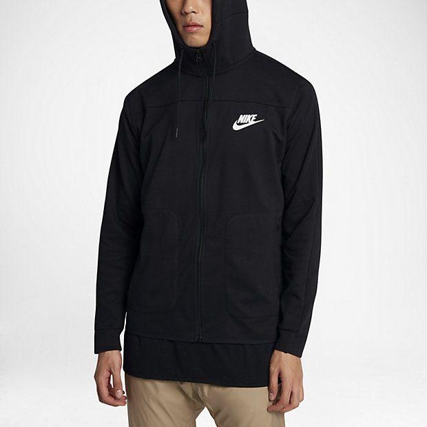 Hoodie de malha Nike Sportswear Advance 15 para homem