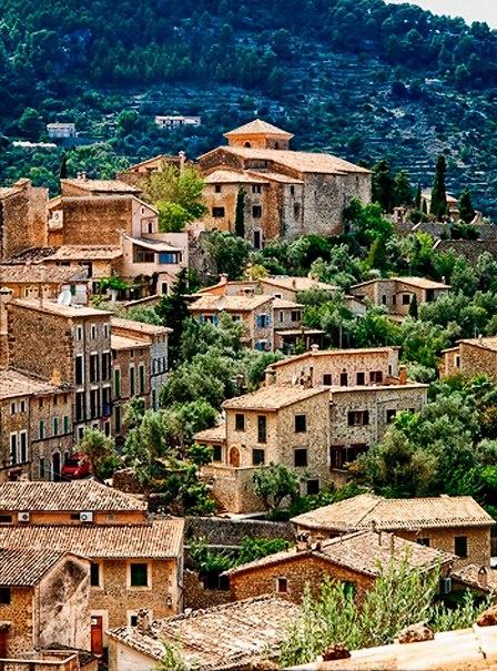 Deia Mallorca | travel | Pinterest