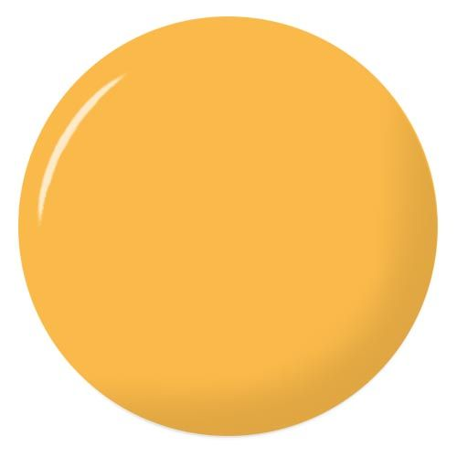 Posh VOC-Free Wall Paint in Sunny Yellow