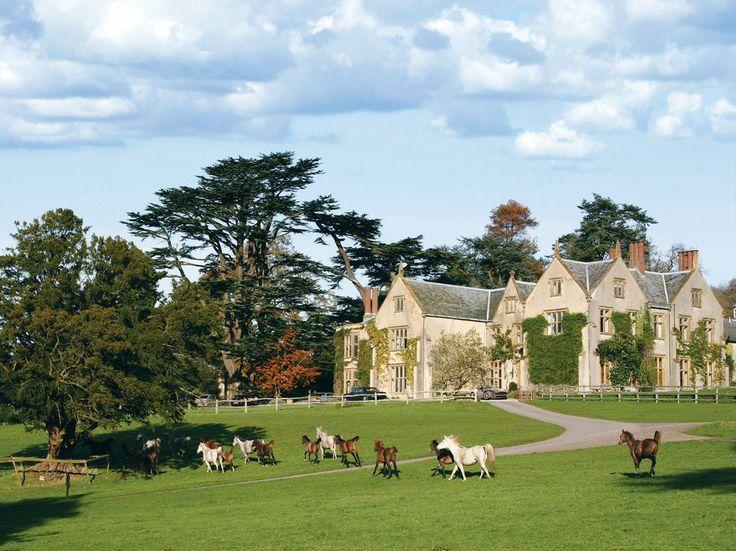 10 Castle Hotels Fit For Lords and Ladies - Condé Nast Traveler