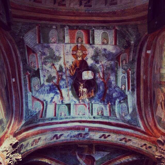 Interno_San Pietro al Monte_Civate