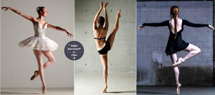 Estudio Ballet Barcelona® Prof. Carolina de Pedro Pascual www.ballet.barcelona  C/Joaquín Costa 57 (08001 - BCN)