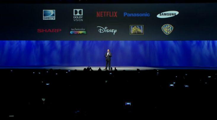 #Liveblog OJO estas son las poderosas alianzas de Samsung para el contenido Ultra HD.