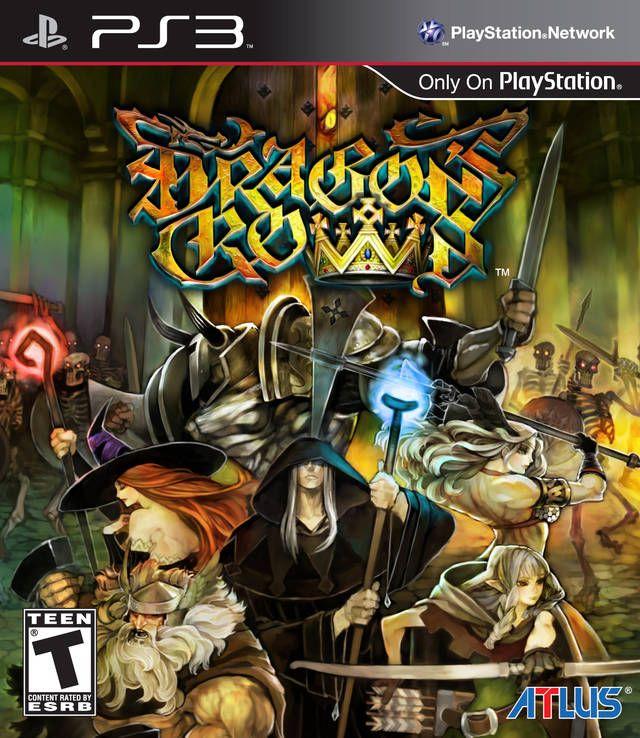 PlayStation: Dragons Crown PS3