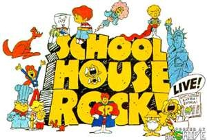 """TV SHOW:  SCHOOL HOUSE ROCK ... remember ... """"I was only a Bill ..."""""""