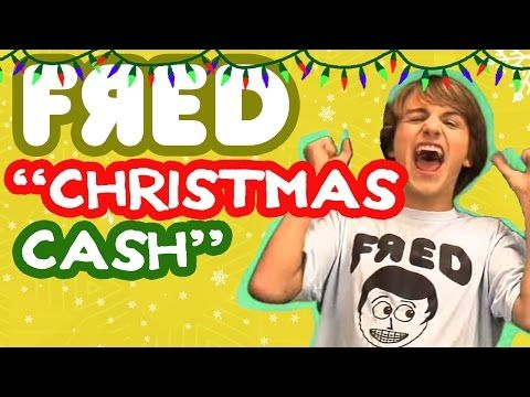 """Christmas Cash"" Music Video - Fred Figglehorn - YouTube"