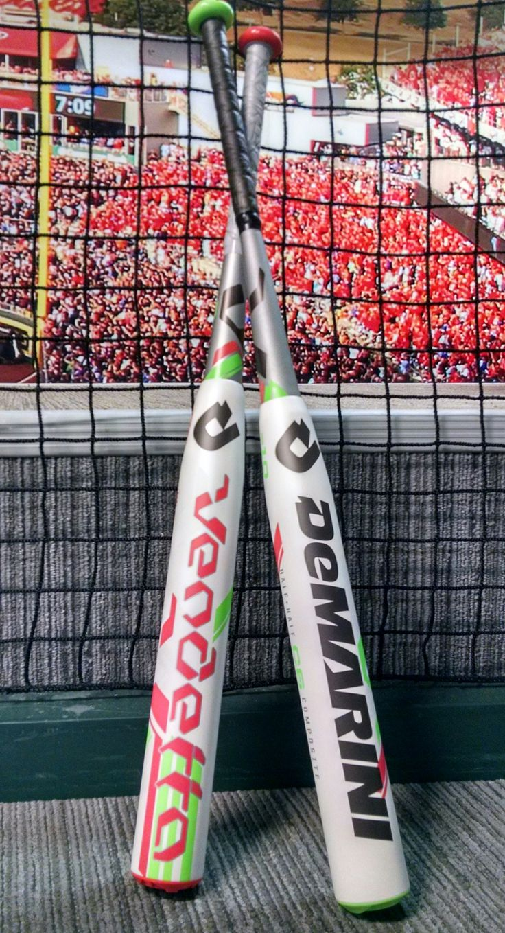 The DeMarini Vendetta fastpitch softball bats. You can't beat this model for a youth player. Check them out today over at JustBats!
