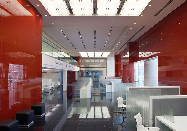Abu Dhabi Commercial Bank | by Gensler